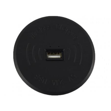 ŁADOWARKA INDUKCYJNA + USB DO BIUREK DAMING